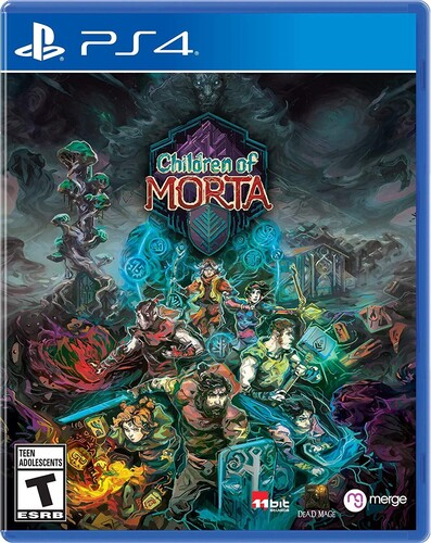 - Children of Morta for PlayStation 4