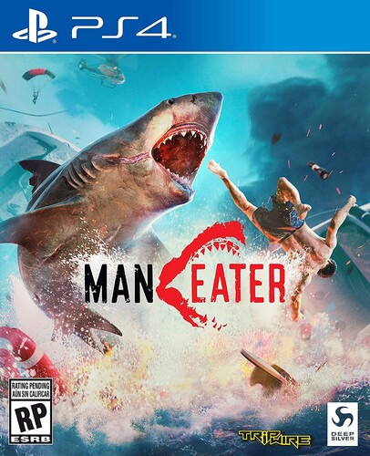Ps4 Maneater - Maneater for PlayStation 4