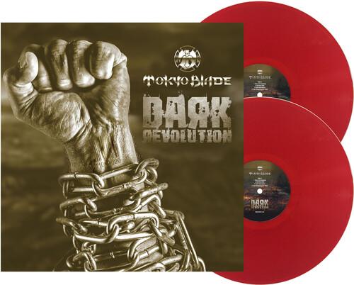 Tokyo Blade - Dark Revolution (Red Vinyl)