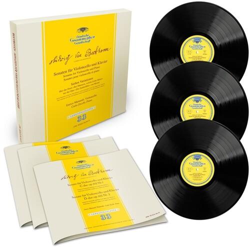Sonatas For Violoncello And Piano (Beethoven)