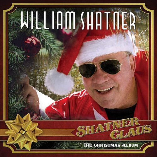 William Shatner - Shatner Clause (Splatter Version Edition) [LP]