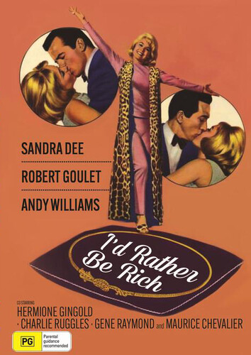 I'd Rather Be Rich [Import]