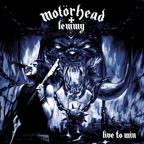 Motorhead - Live To Win [Deluxe Colored LP]