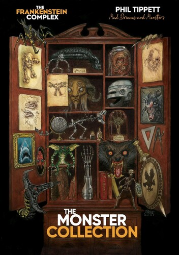 The Monster Collections