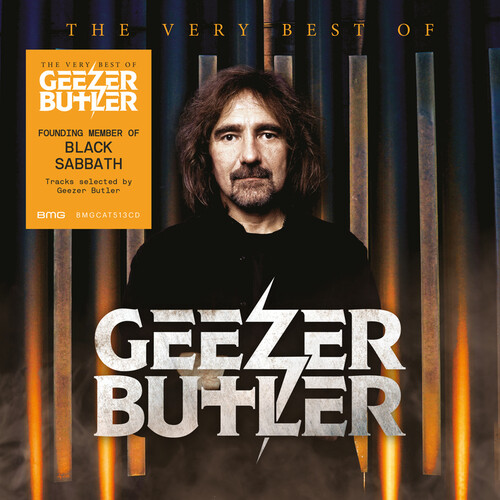 The Very Best Of Geezer Butler