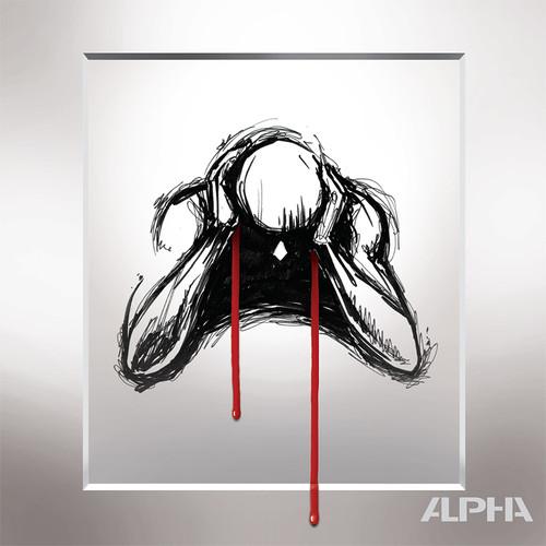 Alpha (2 LP, White & Silver Colored Vinyl)  (rocktober 2018 Exclusive)
