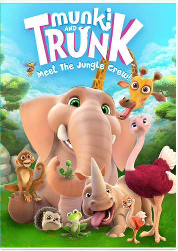 Munki & Trunk: Meet The Jungle Crew