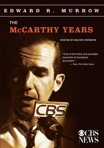 Edward R. Murrow Collection: The McCarthy Years