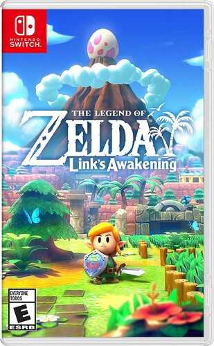 Swi Legend of Zelda: Link's Awakening - Legend of Zelda Link's Awakening for Nintendo Switch