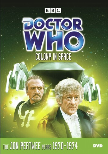 Doctor Who: Colony in Space