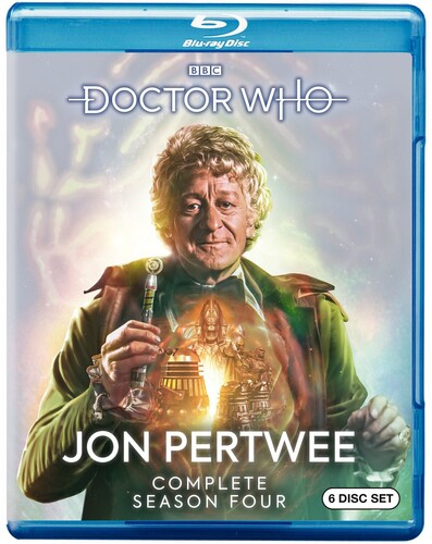 Doctor Who: Jon Pertwee: Complete Season Four