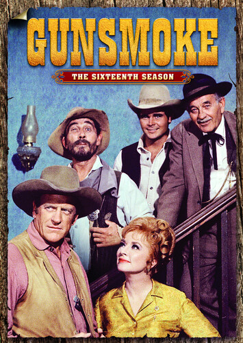 Gunsmoke: The Sixteenth Season