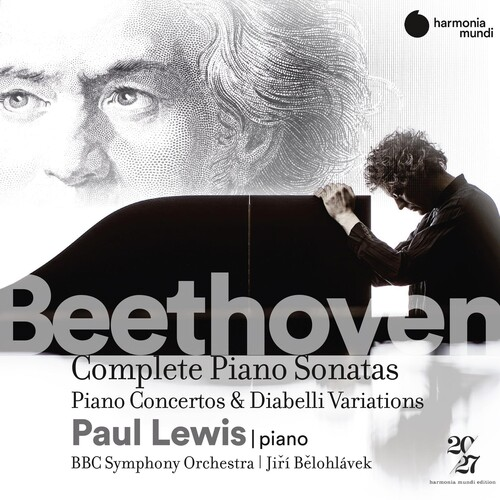Paul Lewis - Beethoven: Complete Sonatas & Piano Concertos