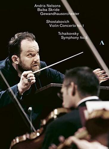 Violin Concerto /  Symphony 5