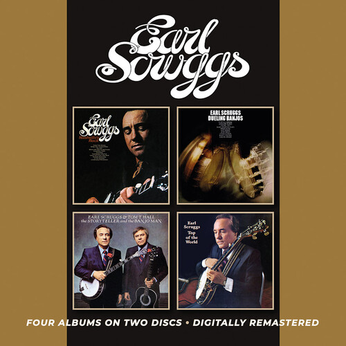 Nashville's Rock /  Dueling Banjos /  The Storyteller & The Banjo Man / Top Of The World [Import]