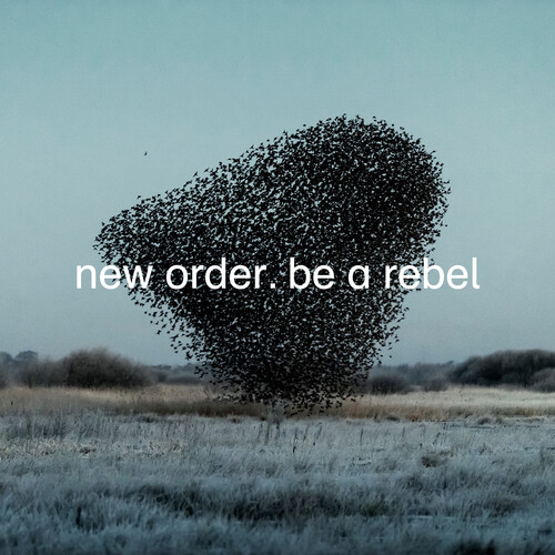 New Order - Be A Rebel (Colv) (Gry) (Ltd)