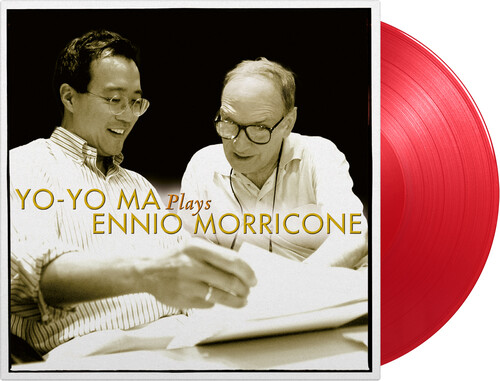 Yo-Yo Ma - Yo-yo Ma Plays Ennio Morricone [Limited Edition Red LP]