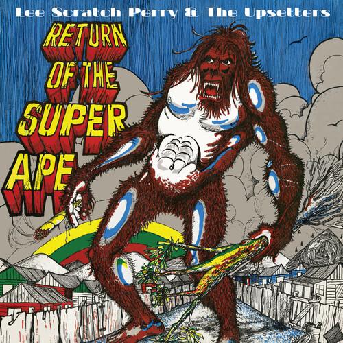 Lee Perry  Scratch - Return Of The Super Ape (Splatter Vinyl) [Colored Vinyl]