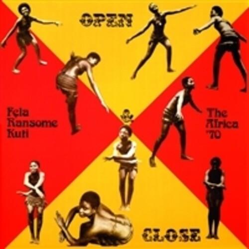 Fela Kuti - Open & Close