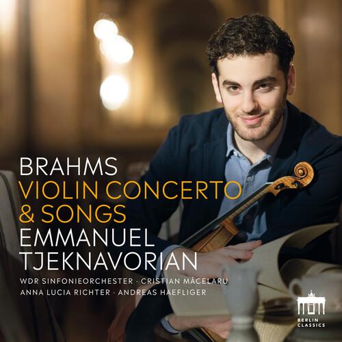 Violin Concerto & Songs