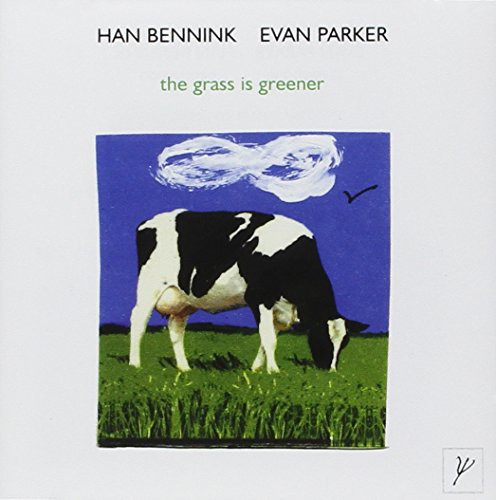 With Han Bennink-The Grass Is Greener [Import]