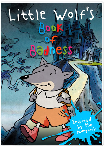 The Little Wolf's Book Of Badness
