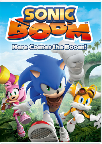 Sonic Boom: Here Comes The Boom!