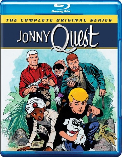 Jonny Quest: The Complete Original Series
