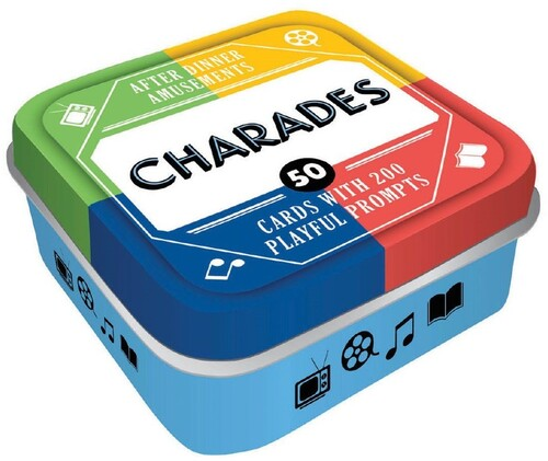- After Dinner Amusements: Charades