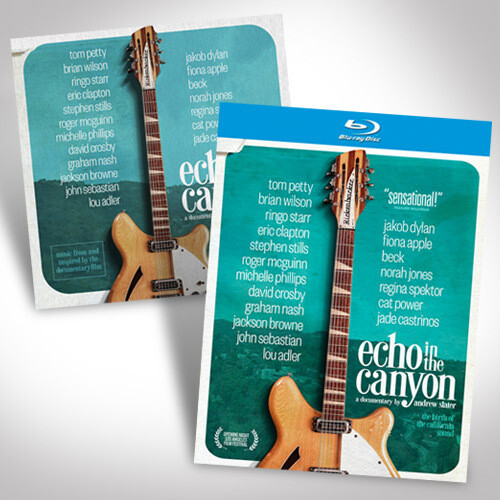 Echo in the Canyon Blu-Ray/ CD Bundle