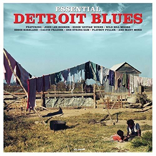 Essential Detroit Blues /  Various (180gm Vinyl) [Import]