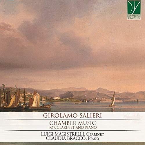 Salieri: Chamber Music For Clarinet & Piano