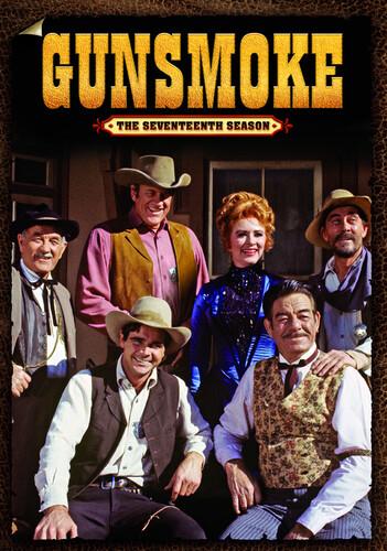 Gunsmoke: The Seventeenth Season