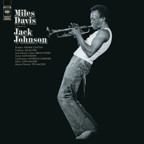 Miles Davis - Tribute To Jack Johnson (Ofgv) (Dli)