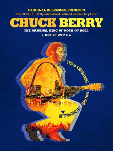 Chuck Berry: The Original King of Rock 'n' Roll