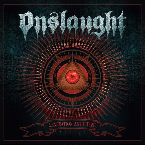 Onslaught - Generation Antichrist [Digipak]