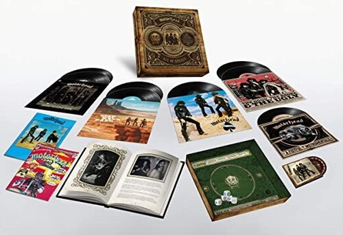 Motorhead - Ace Of Spades: 40th Anniversary Edition [Deluxe Box Set]