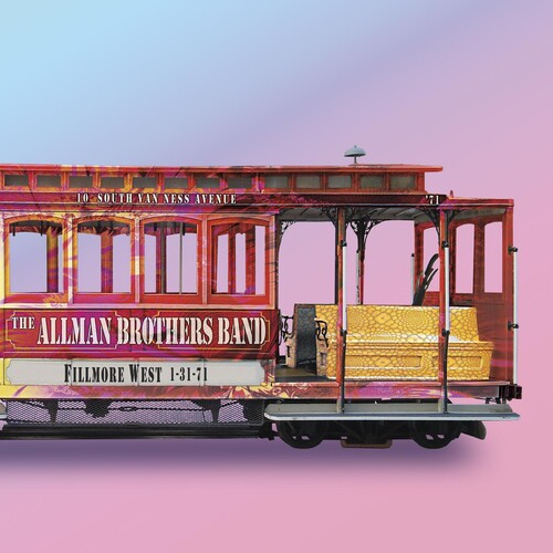 Allman Brothers Band - Fillmore West 1-31-71