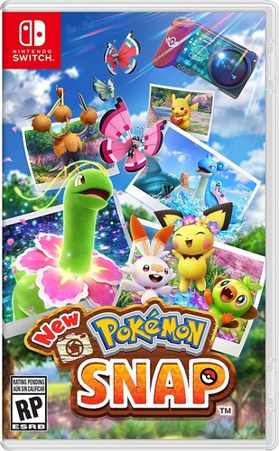 Swi New Pokemon Snap - New Pokemon Snap for Nintendo Switch