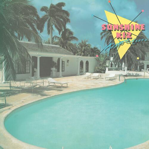 Sunshine Kiz (blue Splatter Vinyl)