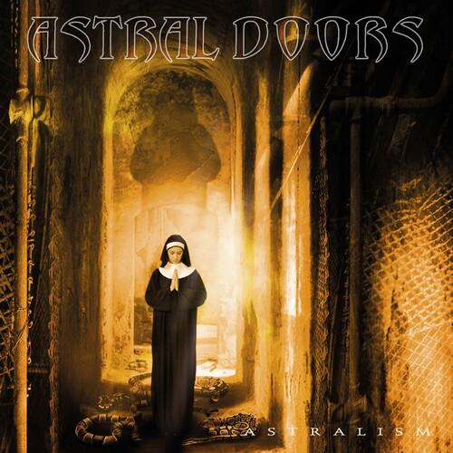Astral Doors - Astralism (Yellow Vinyl) [Colored Vinyl] (Ylw)