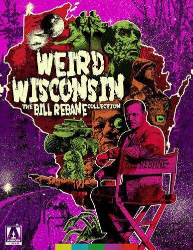 Weird Wisconsin: The Bill Rebane Collection