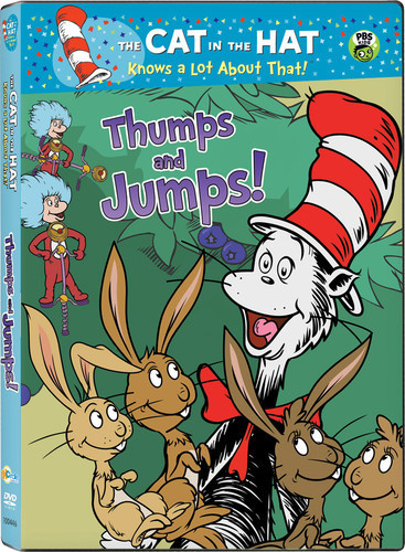 Cat In The Hat: Thumps And Jumps!
