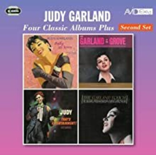 Judy in Love /  That's Entertainment