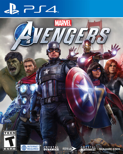 Ps4 Marvels Avengers - Marvel's Avengers for PlayStation 4