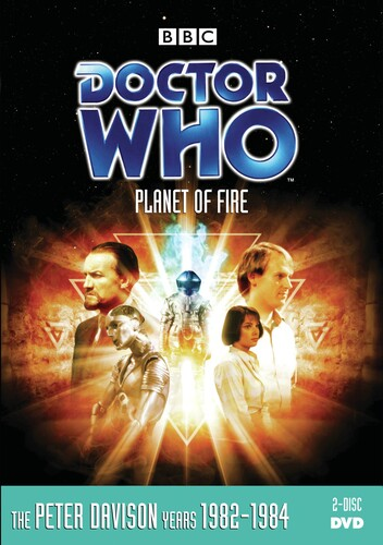 Doctor Who: Planet of Fire