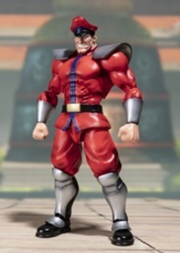 Tamashii Nations - Street Fighter: M. Bison, Bandai S.H.Figuarts
