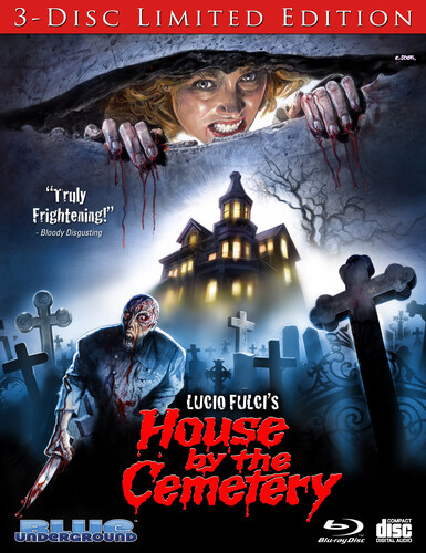The House by the Cemetery (3-Disc Limited Edition)
