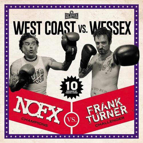 NOFX - West Coast Vs. Wessex [LP]