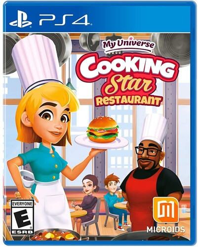 Ps4 My Universe - Cooking Star Restaurant - My Universe - Cooking Star Restaurant for PlayStation 4